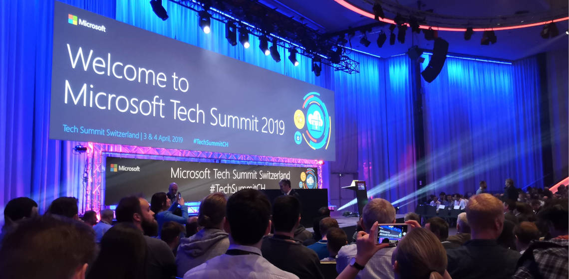 Microsoft Tech Summit Switzerland – Meine Schlüsselerkenntnisse