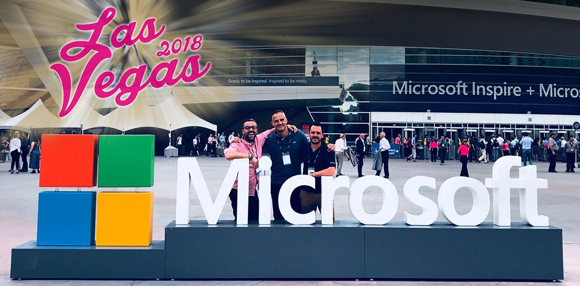 Microsoft Inspire 2018 in Las Vegas – Unsere Highlights