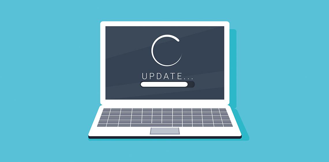 Warum zeitnahe Updates wichtig sind