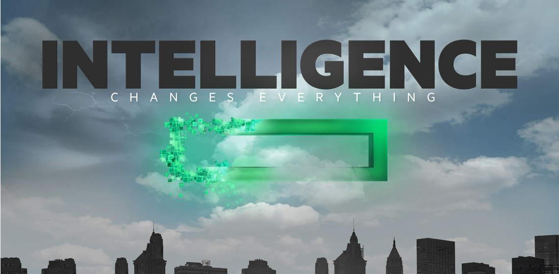 HPE bietet eine der intelligentesten Storage-Lösungen weltweit