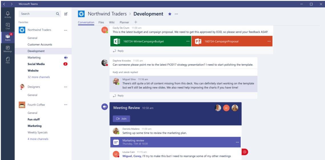 Microsoft Teams – Für eine ortsunabhängige Zusammenarbeit