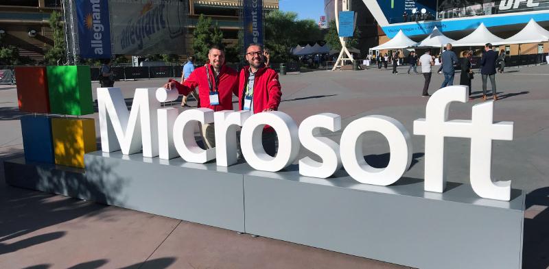 Microsoft Inspire 2019 in Las Vegas – Wir begleiten die Digitalisierung in Unternehmen