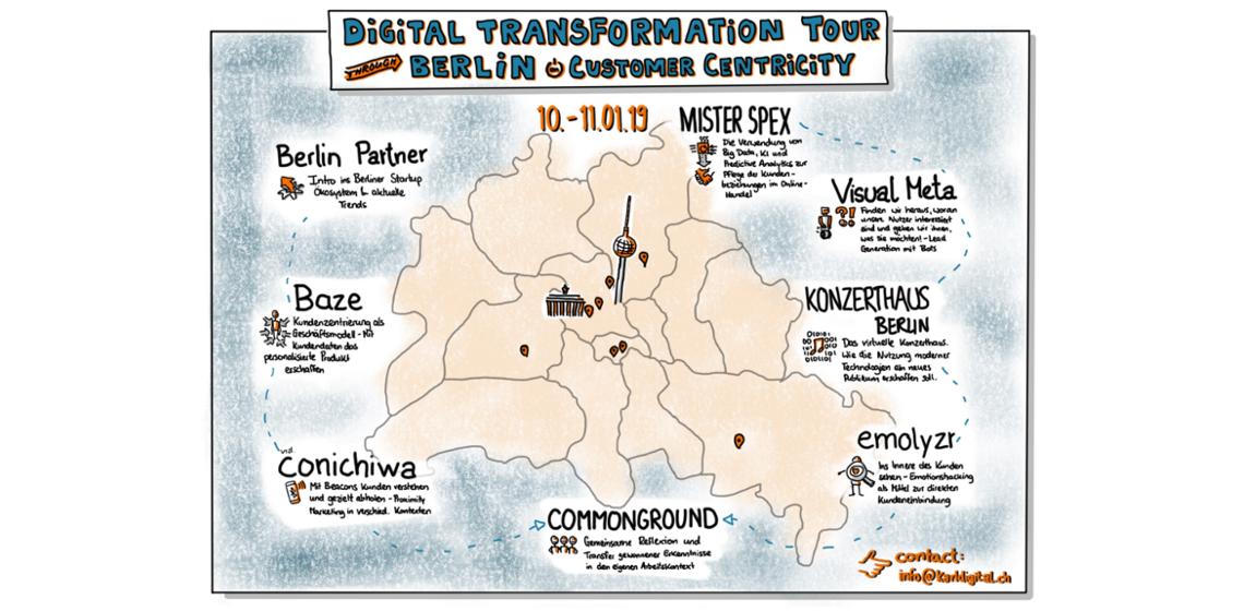 Berlin Innovation Tour – Ein Besuch in Europas Silicon Valley