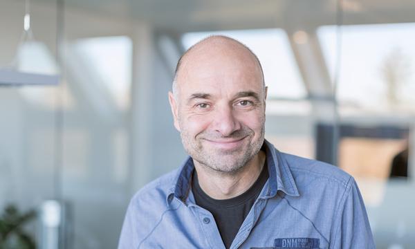 Portrait von Hansruedi Brunner