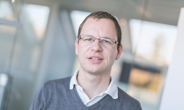 Portrait von Michael Schäublin