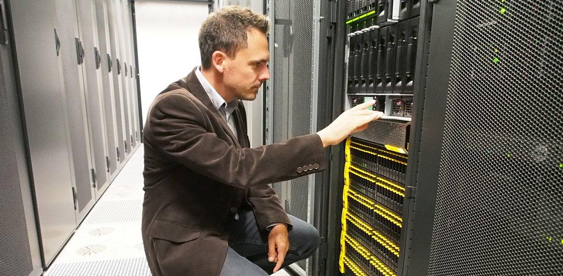 SmartIT Datacenter: vom «Nebenjob» zum Kerngeschäft