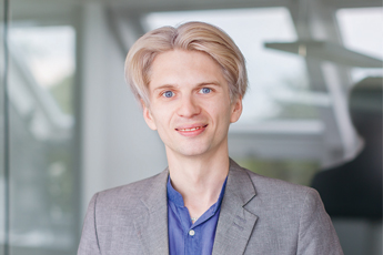 Portrait von Jan Novotny