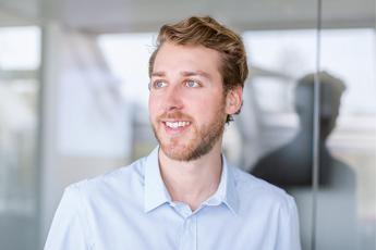 Portrait von Yanick Röthlisberger