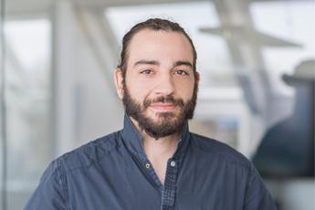 Portrait von Simon Nachmansohn